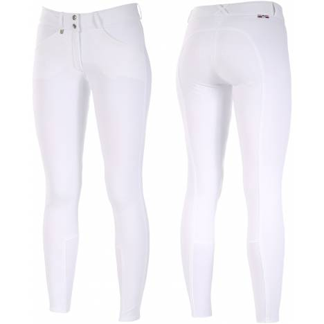 Horze Grand Prix Ladies Silicone Grip Full Seat Breeches