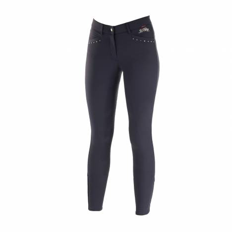 B Vertigo Olivia Ladies Silicone Full Seat Breeches