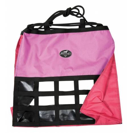 Professionals Choice Scratchless Bag - Colorblock Coral Lavender