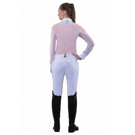 Equine Couture Ladies Sarah Knee Patch Breeches