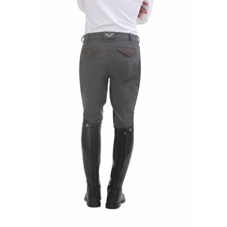 Tuffrider Mens Oslo Knee Patch Breeches