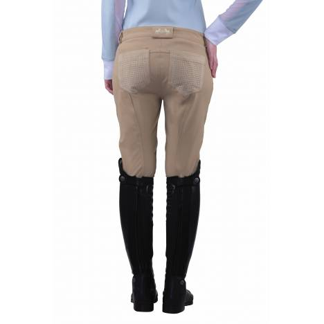 Equine Couture Ladies Oslo Knee Patch Breeches