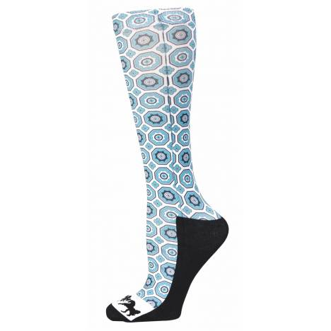 Equine Couture Ladies Kelsey Padded Boot Socks