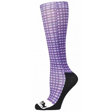 Equine Couture Ladies Amber Padded Boot Socks