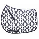 Equine Couture Cleo Cool-Ride All Purpose Saddle Pad