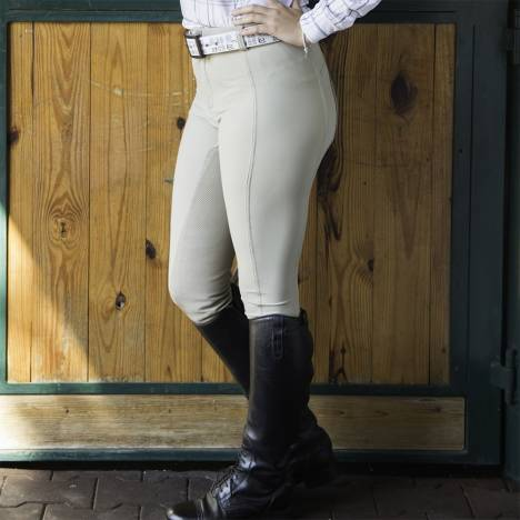 FITS Ladies PerforMAX Full Seat Zip Breech