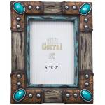 Weathered Wood Look Frame