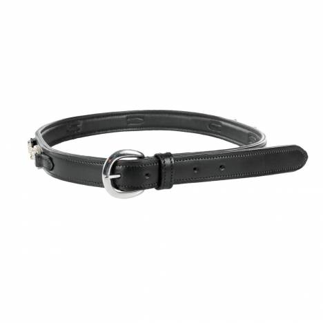 Horze Ladies Crystal Bit Leather Belt