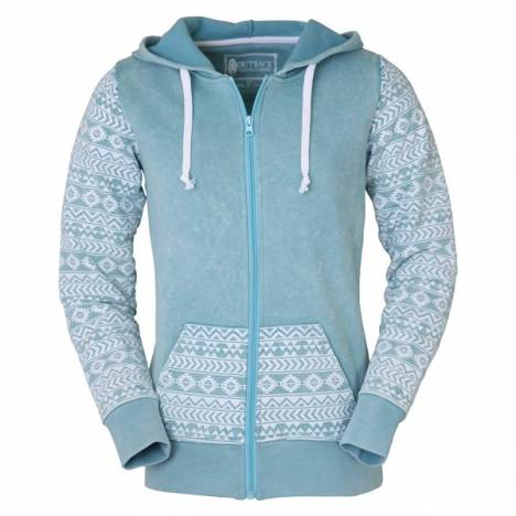 Outback Trading Ladies Chili Hoodie