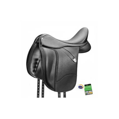 Bates Dressage+ Adjustable Bar Cair III Saddle