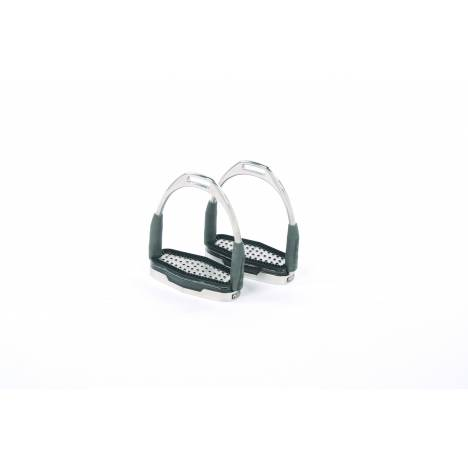 Metalab Air System Extra Grip Stainless Steel Stirrups