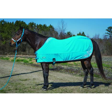 Lami-Cell Sterling Fleece Cooler