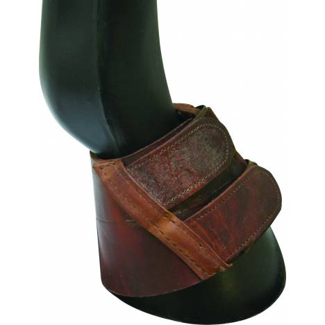Simco Leather Two Strap Bell Boots