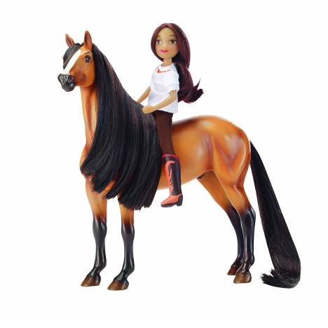 Breyer Spirit and Lucky Gift Set - 1:12 Scale