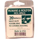Decker Mfg Hold'Em/Humane Ring #15 - 20 Pack