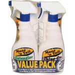 Straight Arrow Products Mane N Tail Value Pack - 4 Piece