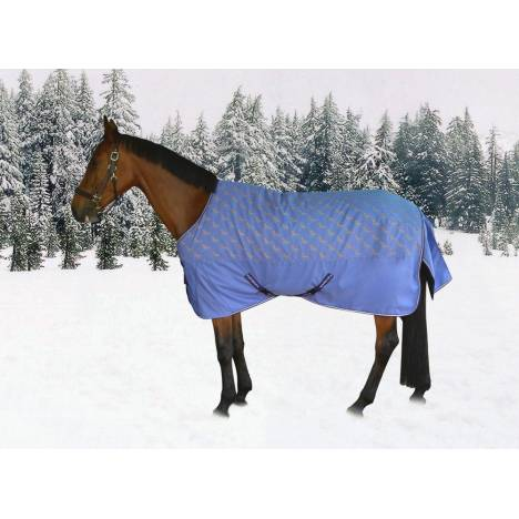 Tuffrider 1200D Ripstop Pony Horse Print Turnout Blanket - 220 gm