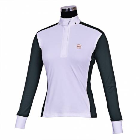 George Morris Ladies Champion Long Sleeve Show Shirt