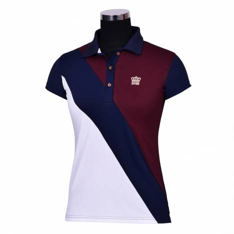 George Morris Ladies Pro Sport Short Sleeve Polo Shirt