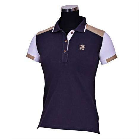 George Morris Ladies Reserve Short Sleeve Polo Shirt