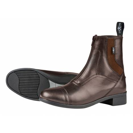 Saxon Ladies Syntovia Zip Paddock Boots
