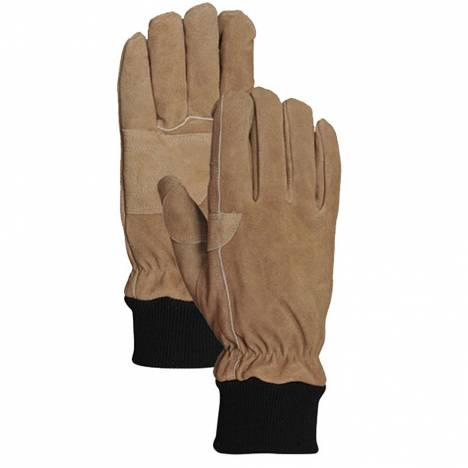 Bellingham Mens Insulated Leather Work Gloves