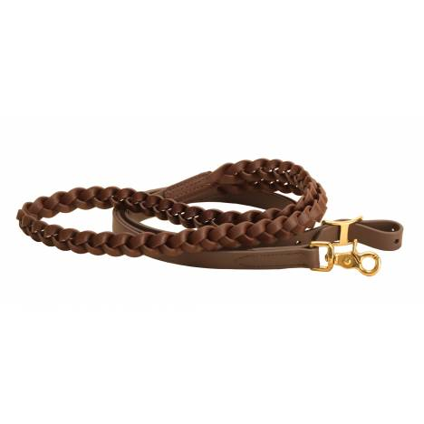 Tory Leather All Weather Braided Trail Rein