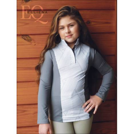 Elliena EQ Kids 'The Edge' Polo