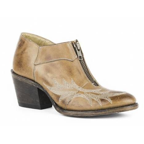 Stetson Ladies Nicole Round Toe Fashion Ankle Boots