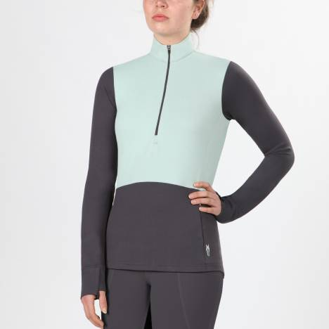 Irideon Ladies Himalayer Half Zip Top