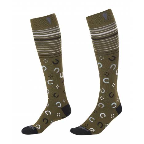 Kerrits Ladies Shoe-In Wool Socks