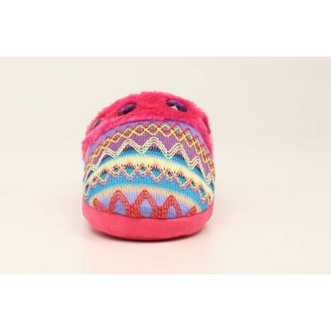 Blazin Roxx Ladies Blinged Design Slide Slippers