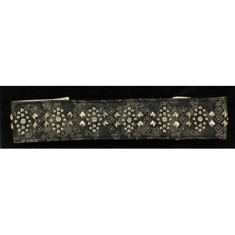 Blazin Roxx Studded Patterned Headband
