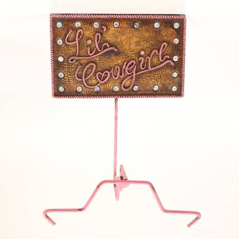 Western Moments Lil Cowgirl Hat Stand