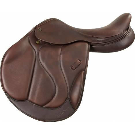 M. Toulouse Marielle Monoflap Eventing Saddle with Genesis