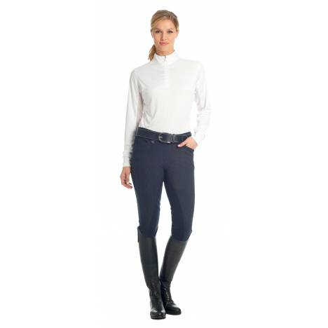 Ovation Ladies Marilyn Shapely Knee Patch Breeches