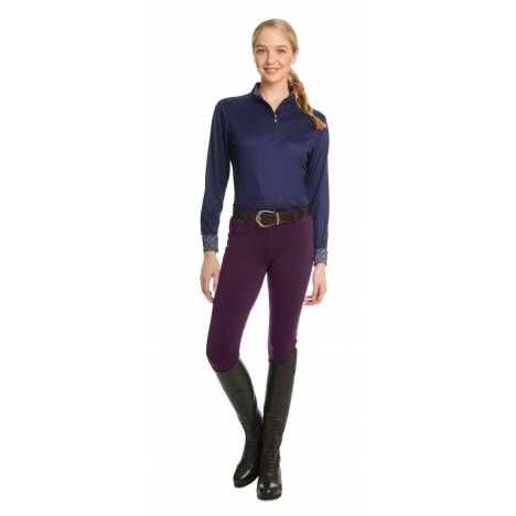 Ovation Ladies Equinox 3-Season Full Seat Breeches