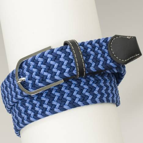 Ovation Ladies Braided Stretch Belt