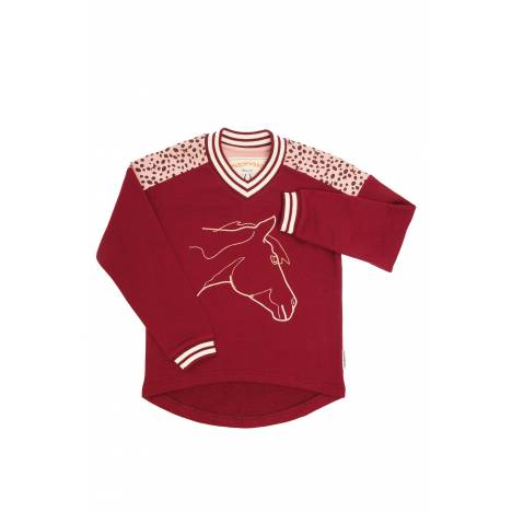 Horseware Girls Sweater Top