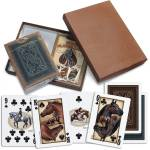 G-Bar-6 Horse Playing Cards - Gift Box