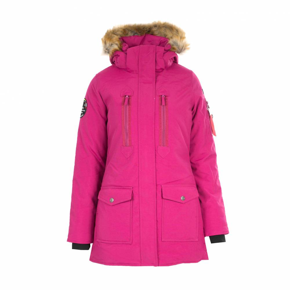 cheaper 15d38 33368 Horze Supreme Brooke Women's Long Parka