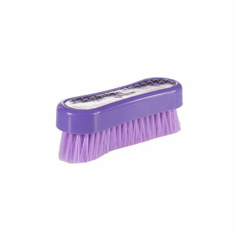 Horze Checked Face Brush