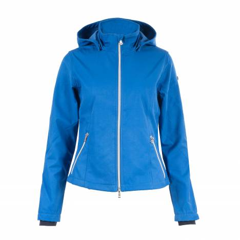 Horze Ladies Fredrica Short Soft-Shell Jacket