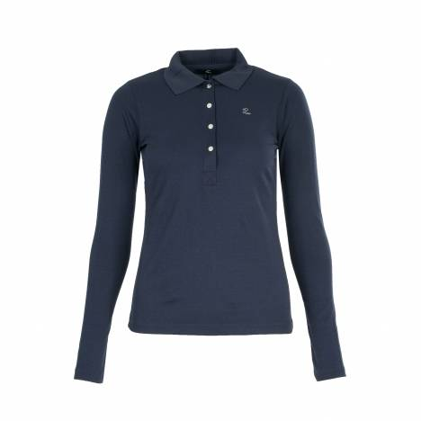 Horze Ladies Carolena Technical Pique Shirt