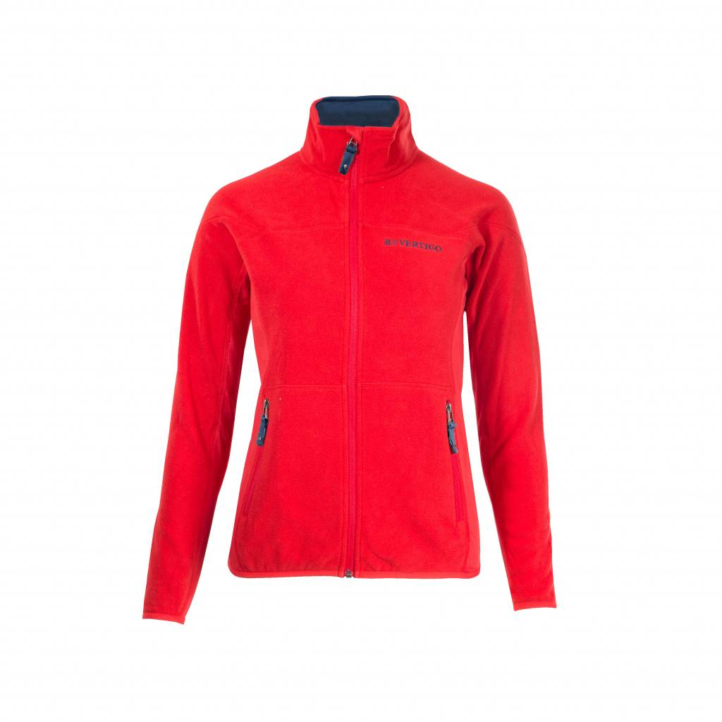 B Vertigo Ladies Cindy Light Fleece Jacket