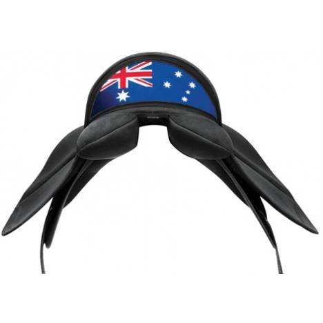 WintecLite All Purpose Cantle - Australia Flag