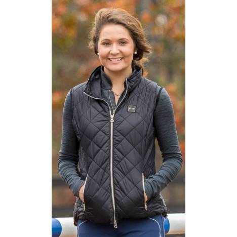 Fits Ladies Ainsley All Around Vest - Black