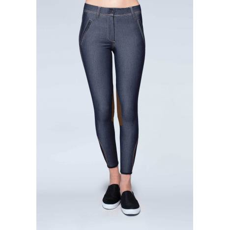 Asmar Ladies Asmar Denim Breech