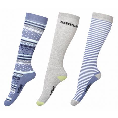 Equine Couture Hera Socks - 3 Pack