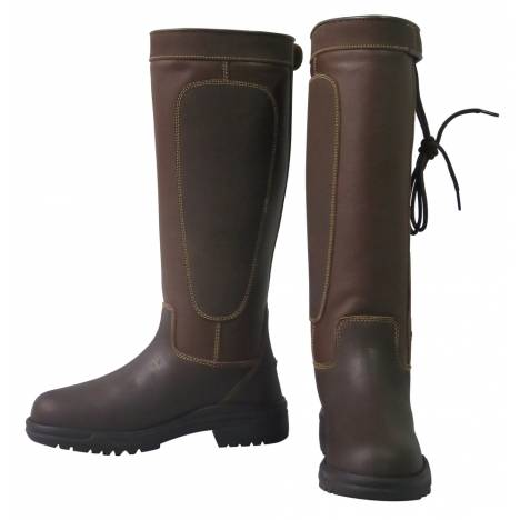 Tuffrider Ladies Ajuste Waterproof Leather Boots